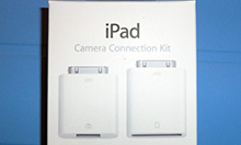 Apple iPad Camera Connection Kit: bezva pomocník na dovolenou
