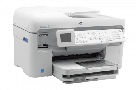 HP Photosmart Premium with Fax