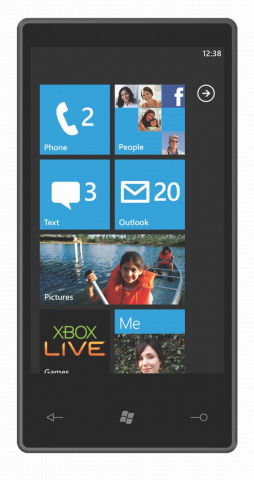 Microsoft se pochlubil s Windows Phone 7 Series