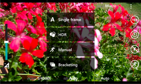 HDR ve Windows Phone